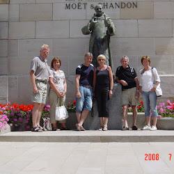 Sommerferie i Frankrike 2008