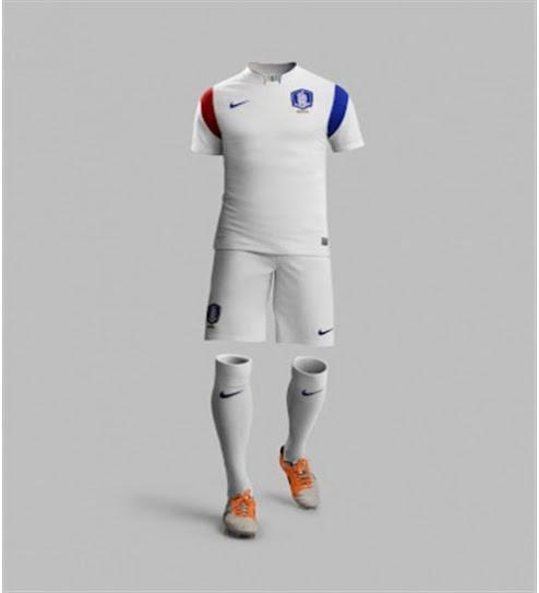 áo bóng đá đội tuyển hàn quốc sân khách