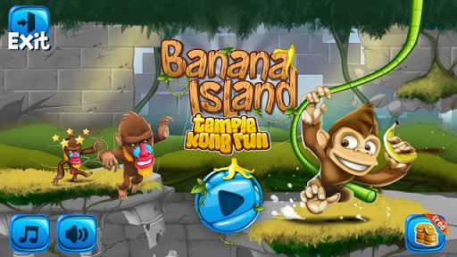 Banana Island: Temple Kong Run V1.1 Mod Apk (Unlimited Money)