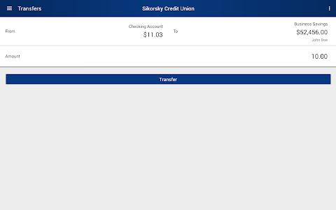 Sikorsky Credit Union screenshot 12