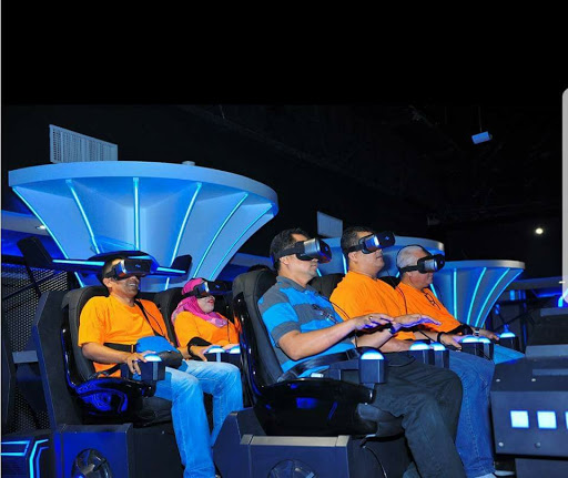 Review : Activity Indoor Virtual Space Ship Pertama di Ipoh review ipoh entertainment at ipoh space park at ipoh space park di ipoh