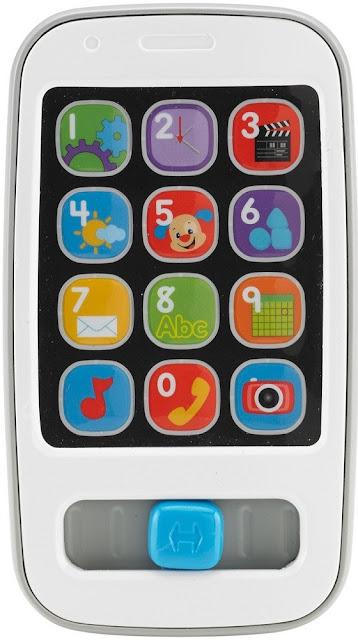 Đồ chơi Điện thoại thông minh Fisher-Price Laugh & Learn Smart Phone