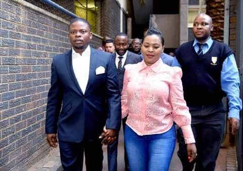 Prophet Bushiri and wife arrested by South African police for alleged fraud and money laundering