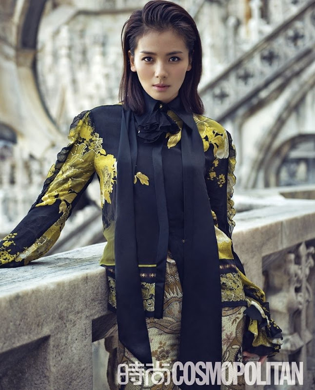 Tamia Liu Tao China Actor