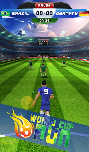 Soccer Run: Offline Football Games - screenshot
