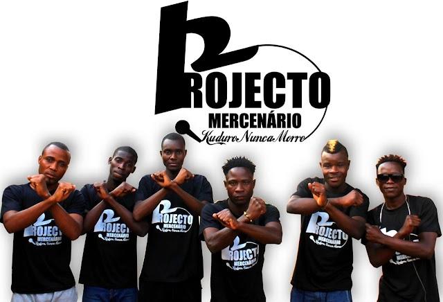 Projecto Mercenário - Caminhar em frente (Kuduro) [2019 DOWNLOAD]