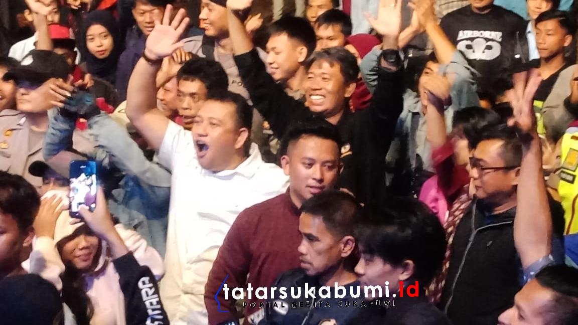 Kapolres Sukabumi Minta Masyarakat Tidak Jadi Korban Kejahatan Maupun Pelaku Kejahatan
