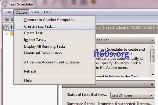 Thủ thuật cấu hình ứng dụng tự khởi động trong Windows 7 2