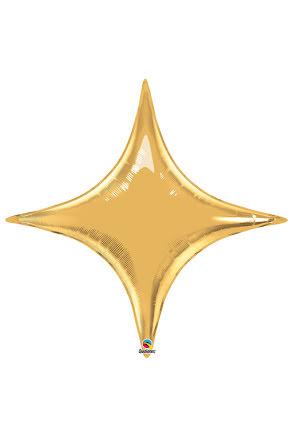 Folieballong, Guldstjärna