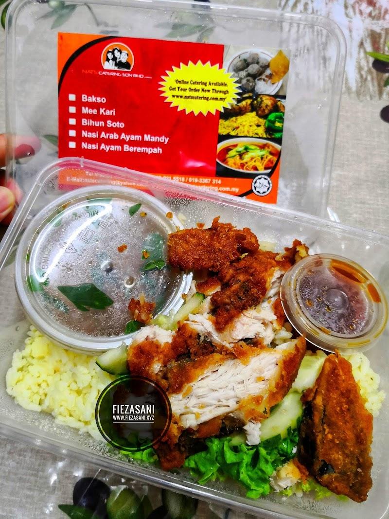 Order Nasi Ayam Berempah Tapi Mana Ayam Berempahnya