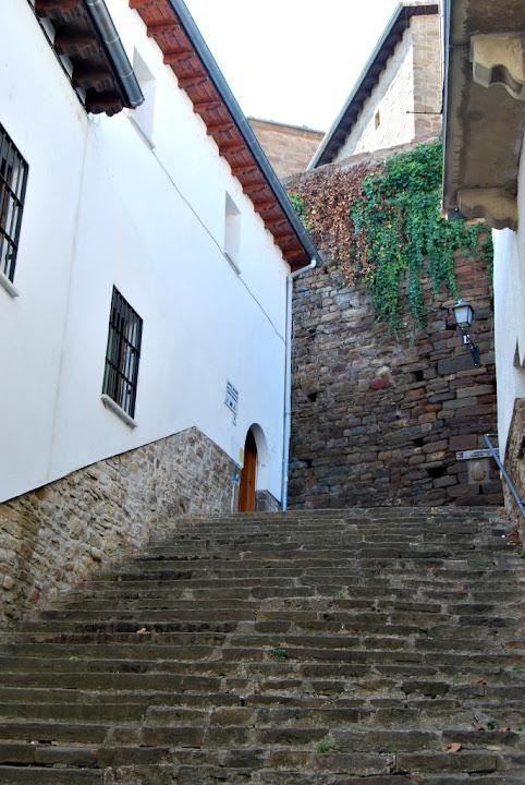Albergue de peregrinos municipal de Monreal, Navarra, Camino Aragonés