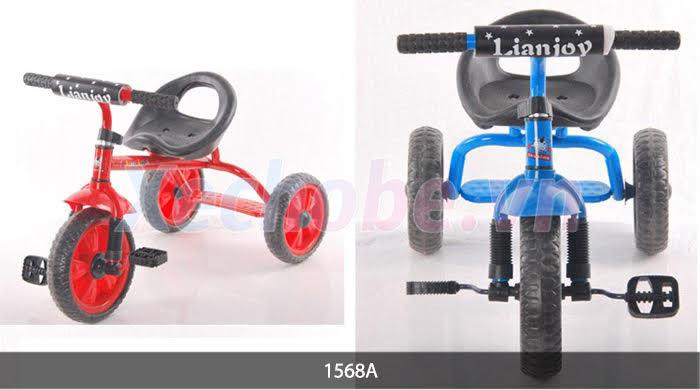 xe đạp bánh cho bé siêu nhẹ