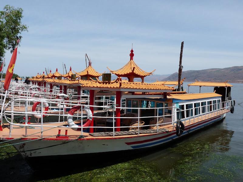 Chine. Yunnan Dali .En vélo vers le lac ERHAI - P1170684.JPG