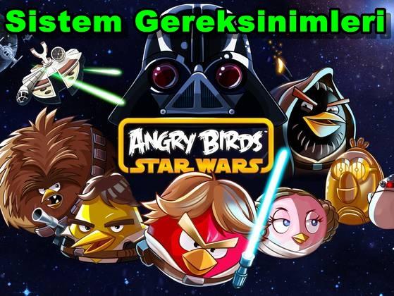 Angry Birds: Star Wars Sistem Gereksinimleri