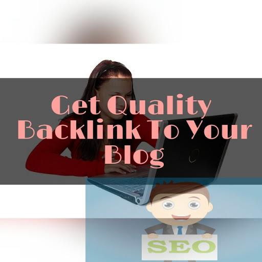 quality backlink
