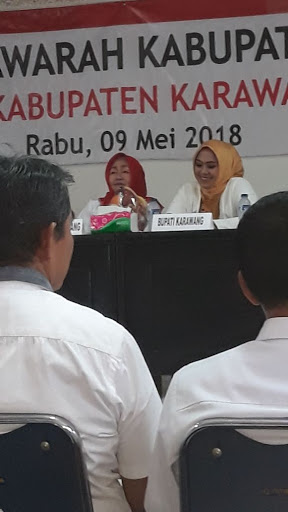 Elli Amalia Priatna Terpilih Kembali Menjadi Ketua PMI Kabupaten Karawang
