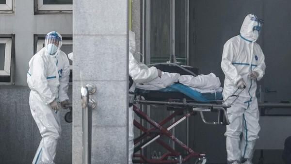Terus Bertambah, Korban Jiwa Akibat Virus Corona di China Jadi 56 Orang