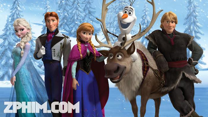 Ảnh trong phim Nữ Hoàng Băng Giá - Frozen 1