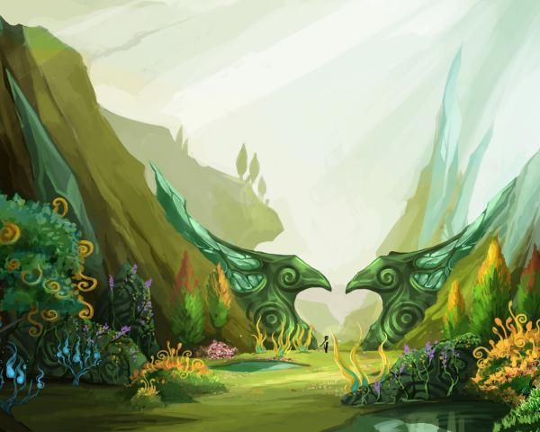 Dream Of Lands, Magical Landscapes 6