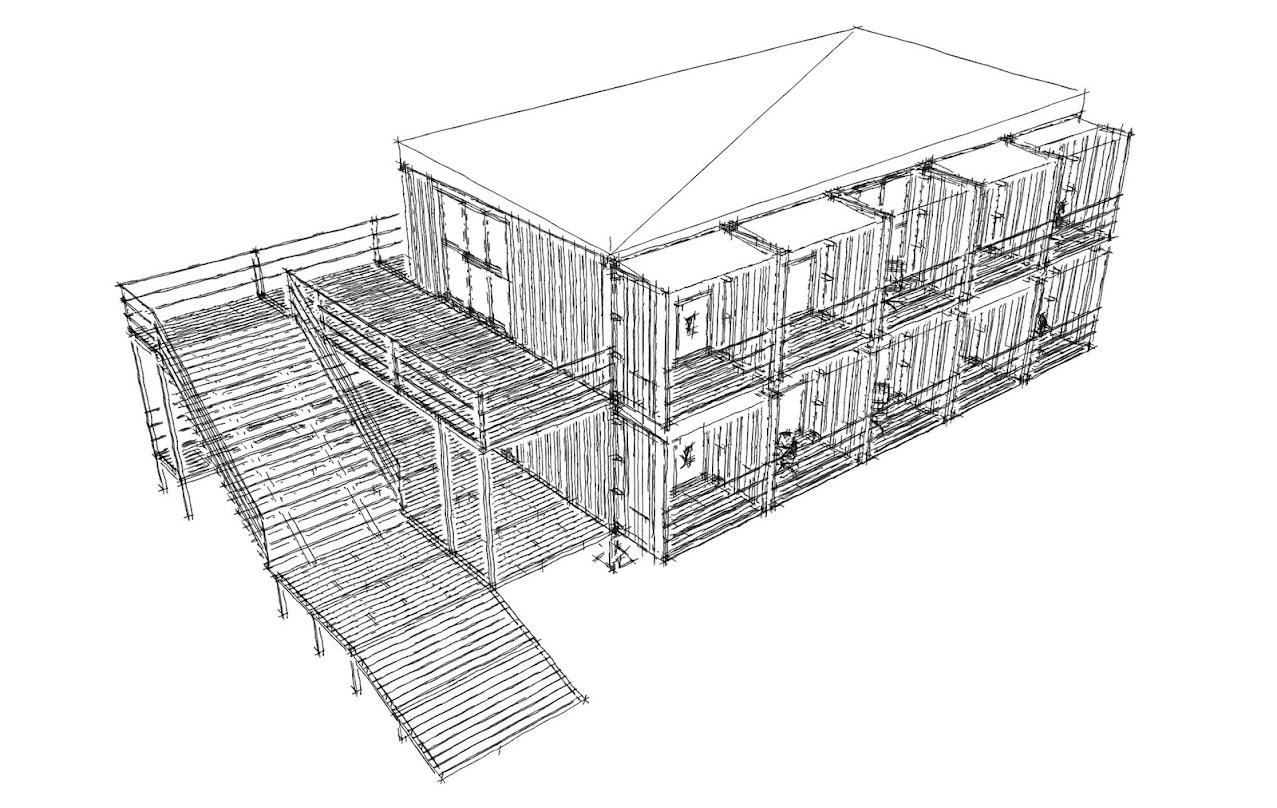 Habitainer en Finca La Cruz