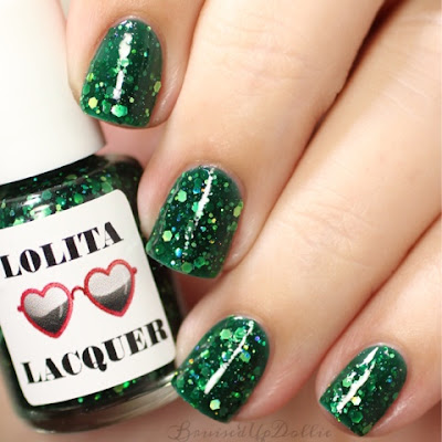 Lolita Lacquer Salsa Verde