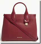 Michael Michael Kors Rollins Leather Satchel