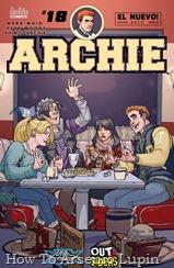Archie (2015-) 018-000