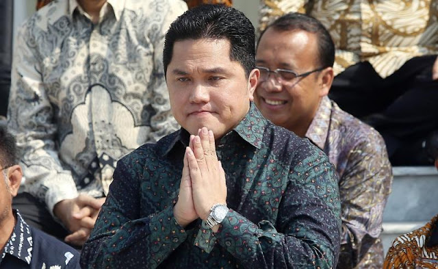 Skandal Asabri Rp16 T, Menteri Erick Tetap Jamin Nasib Prajurit