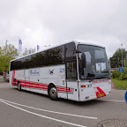 Vanhool van Zwaluw Reizen bus 28