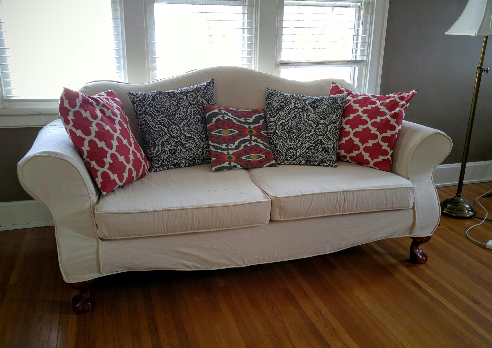 Camelback Sofa Slipcovers 3 Cushion Pictures To Pin On Pinterest Pinsdaddy