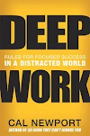 Deep Work Summary: Rules for Focused Success in a Distracted World by Cal Newport