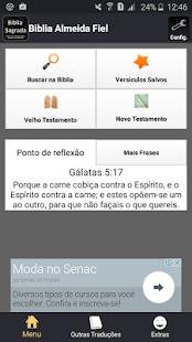Bíblia Corrigida Revisada Fiel - náhled