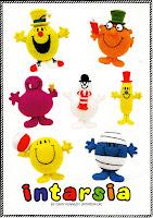 MR. HAPPY, FUNNY, CLEVER, GREDDY, SNOW, SKINNY, BUMP