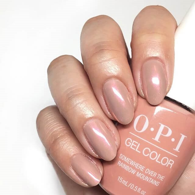 33 Creative Styles for Nude Nails Youll Love - Fashionre