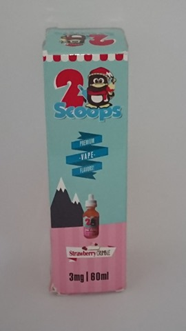 DSC 2370 thumb%25255B3%25255D - 【リキッド】「2 Scoops Strawberry Crumble」「MR.MACARON STRAWBERRY CREAM」「BIG BONE DAISY」リキッドレビュー【イチゴラッシュ】