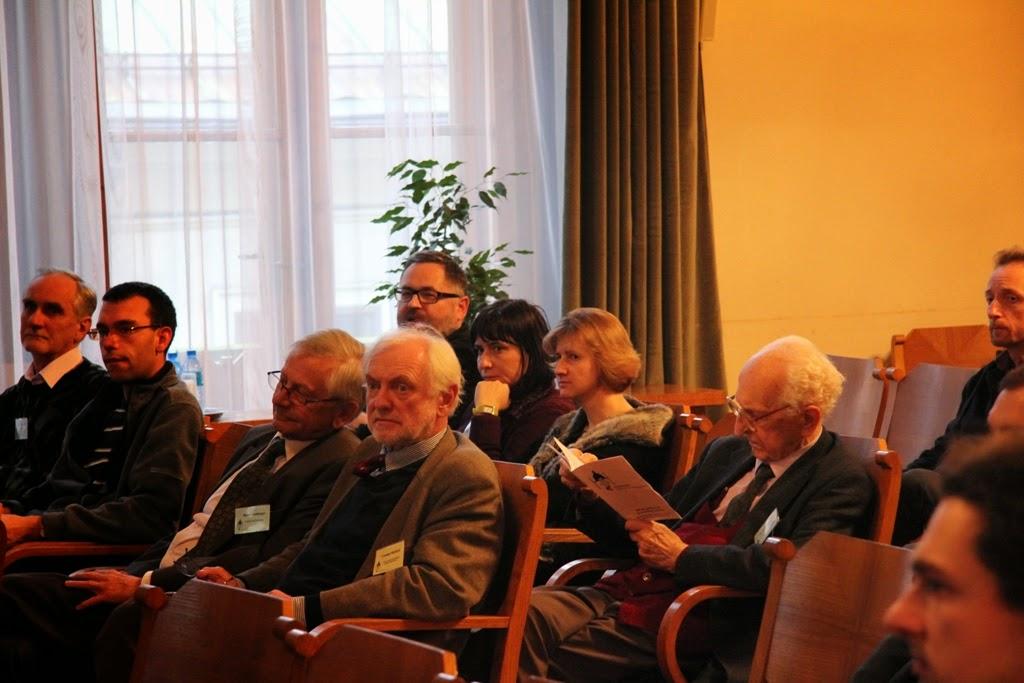 Konferencja Metody geofizyczne w archeologii polskiej (fot. J. Karmowski, K. Kiersnowski) - geof%2B%252831%2529.JPG