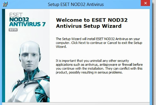 ESET Smart Security y NOD32 Antivirus 7 BETA - Omaredomex