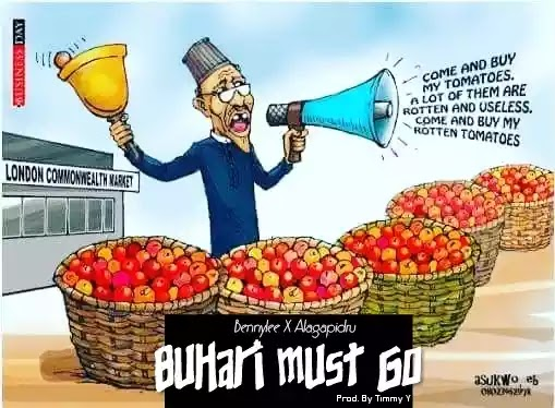 MUSIC: Bennylee Ft Alagapidru – Buhari Must Go