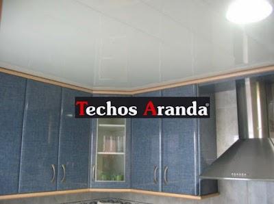Pagina web de techos baños Madrid