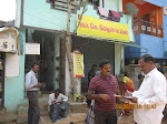 LSP's Regulation of Auto Fares - Signature campaign at Choolaimedu Aug 6