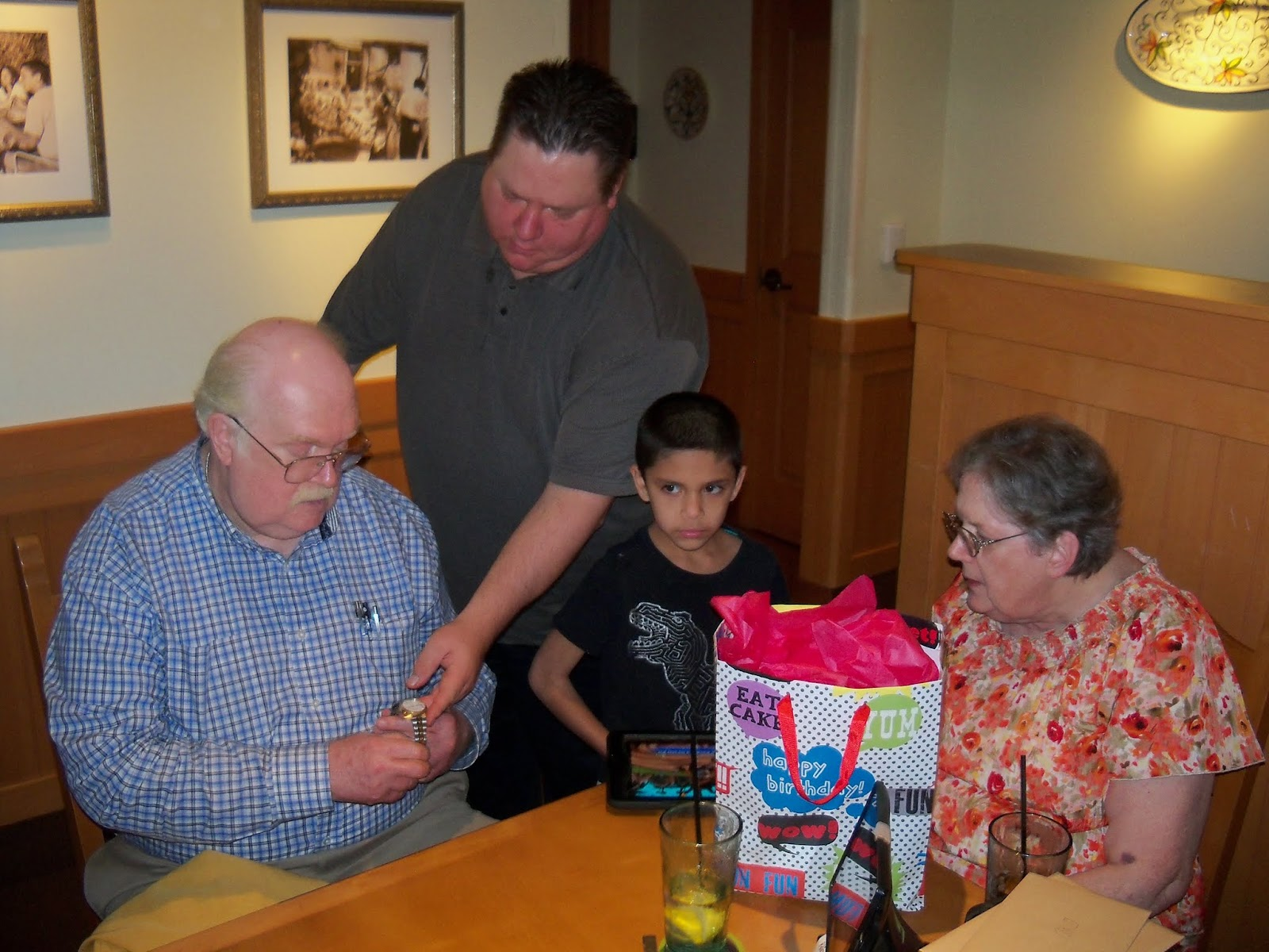 Dads 70th Birthday Party - 116_9520.JPG
