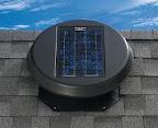 Variant - Solar Powered Vent Fan