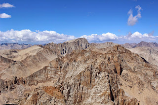 2014 Mt Langley and Miter Basin