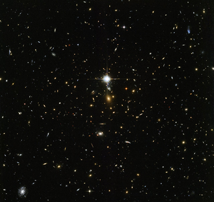 aglomerado de galáxias WHL J24.3324-8.477
