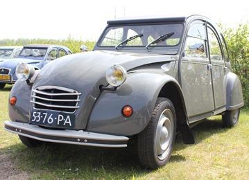 Citroën 1970 2 CV 4