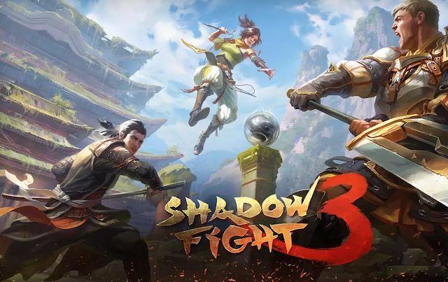 Shadow Fight 3 Harika Dövüş Ve Aksiyon Oyunu