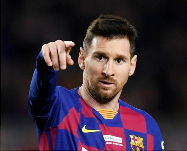 At last, Lionel Messi leaves Barcelona