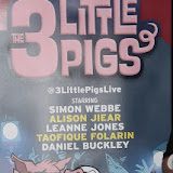 OIC - ENTSIMAGES.COM -  at the The 3 Little Pigs - press day in London  10th June 2015  Photo Mobis Photos/OIC 0203 174 1069