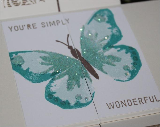 Endloskarte Endless Card Infinity Card Never Ending Card Freundschaft Friends Thank 04