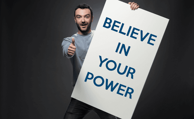 Believe in your ability